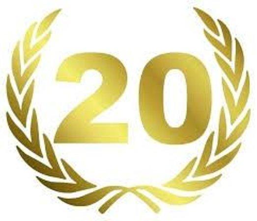 De Foyer : 12 april 2014 zijn we 20 jaar open.