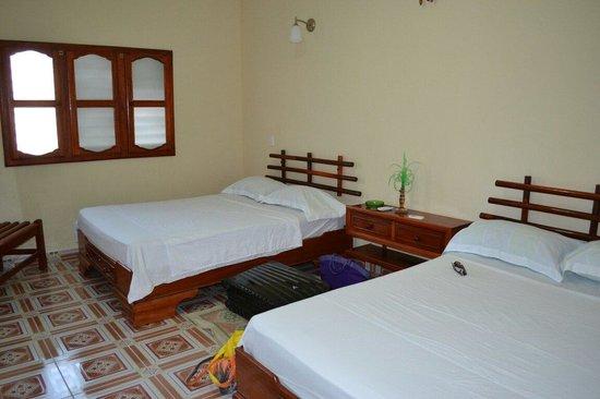 Hostel Dra. Mirta Carballo : la camera al primo piano