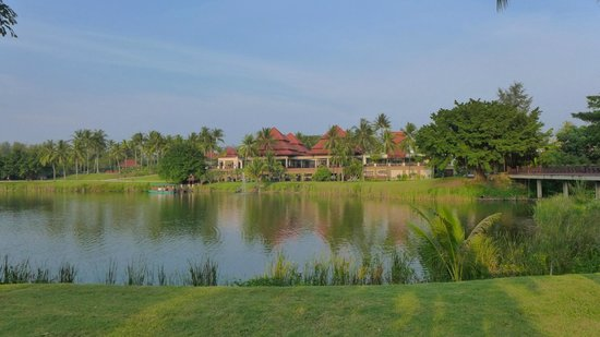 Banyan Tree Phuket: view from our villa