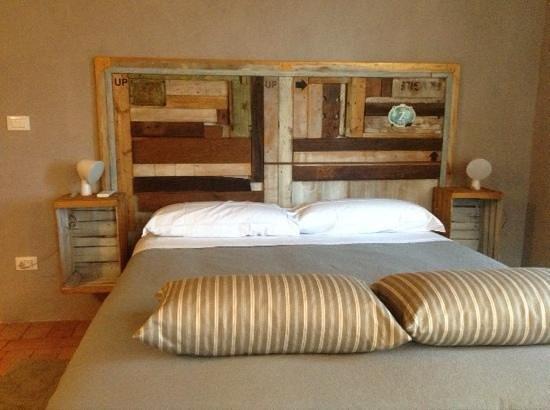 Tuttaterra B&B: il letto