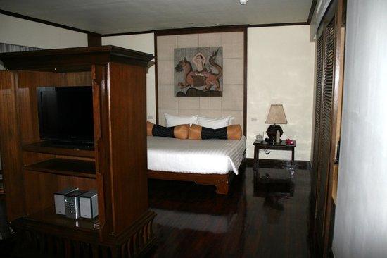 Anantara Golden Triangle Elephant Camp & Resort: Bedroom