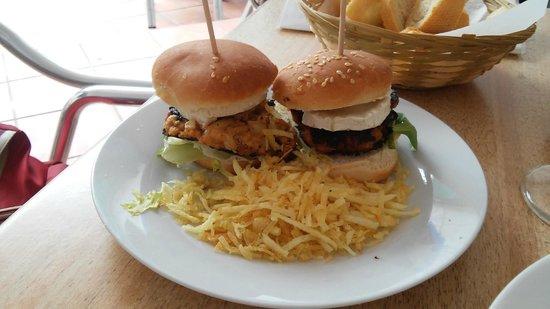 Sagasta 9 : Mini hamburguesas