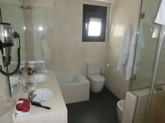 Al Sur Apartamentos Turisticos: Cuarto de baño