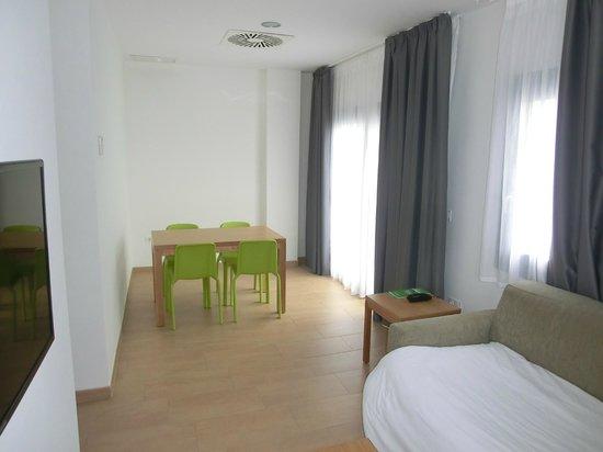 Al Sur Apartamentos Turisticos: Salón