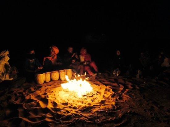 Opla Tours Private Day Tours: Noche en haimas bereber