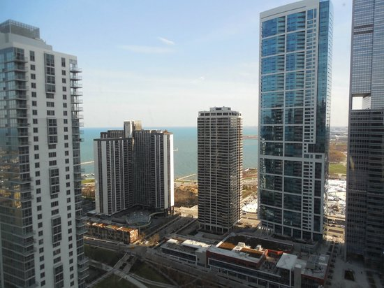 Swissotel Chicago : View from 39th floor