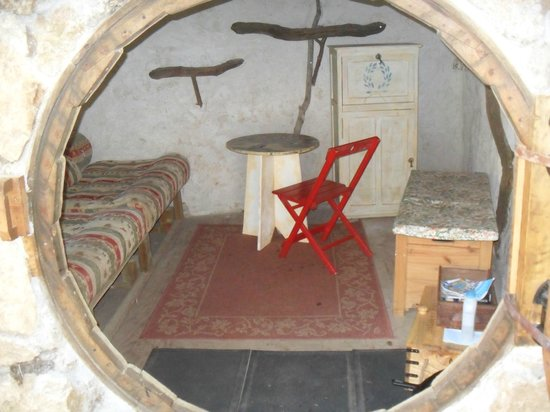 Acorn Camping and Glamping: Inside