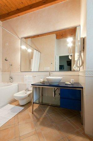 Residenza Ascanio Sforza: Bagno - Bathroom