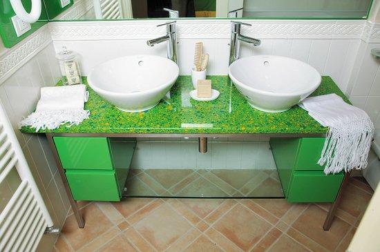 Residenza Ascanio Sforza : Bagno - Bathroom