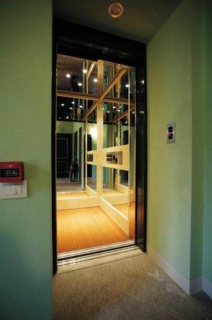 Residenza Ascanio Sforza : Ascensore - Lift
