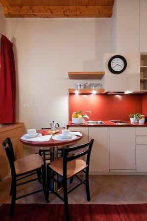 Residenza Ascanio Sforza : Cucina - Kitchenette
