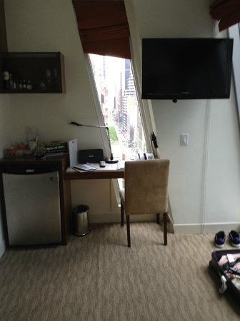 The Gotham Hotel: Room