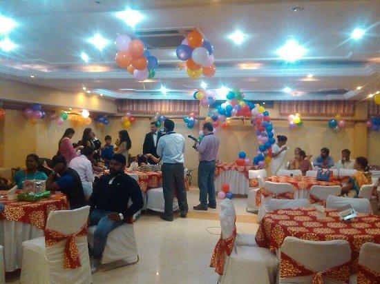 Hotel Atithi : Banquet