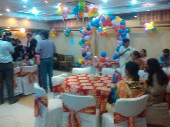 Hotel Atithi : Banquet Hall