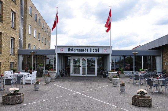 Oestergaards Hotel: Facade
