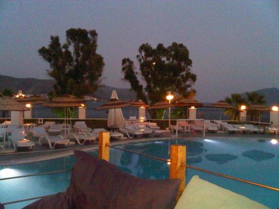 Salmakis Resort & Spa: Pool area