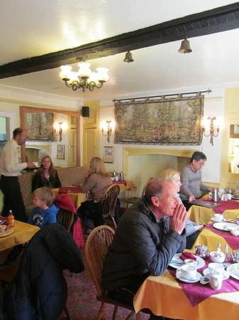 Sally Lunn's Historic Eating House & Museum : Serving room on second floor