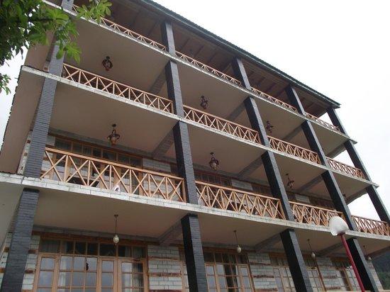 Naina Resort & Cottages : Resort