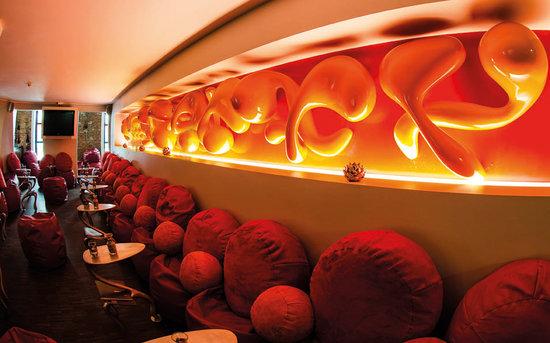 east Design Hotel Hamburg: Bombay Lounge