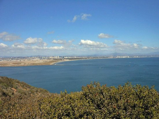 Cabrillo National Monument: Great place for panoramic shots
