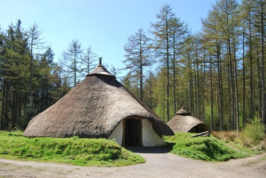 Marthrown of Mabie: Roundhouse.