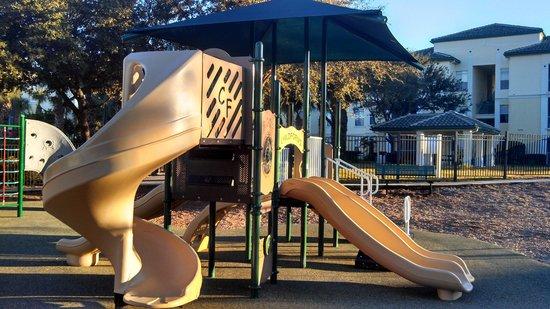 Legacy Dunes: playground