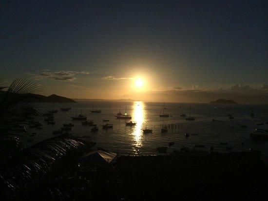 Tramonto di Buzios : Pôr do Sol sensacional