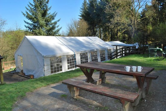 Marthrown of Mabie : Massive Marquee.