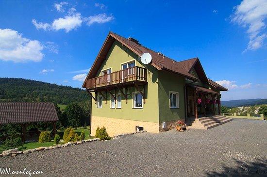 Villa Rosa - Domek Snowboardera