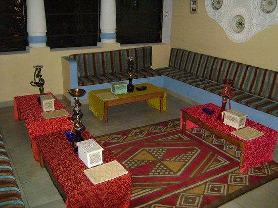 Dream of Zanzibar: Hooka / Shisha Room