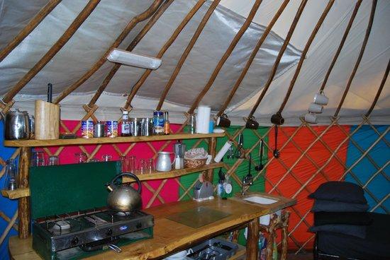 Marthrown of Mabie: Yurt.