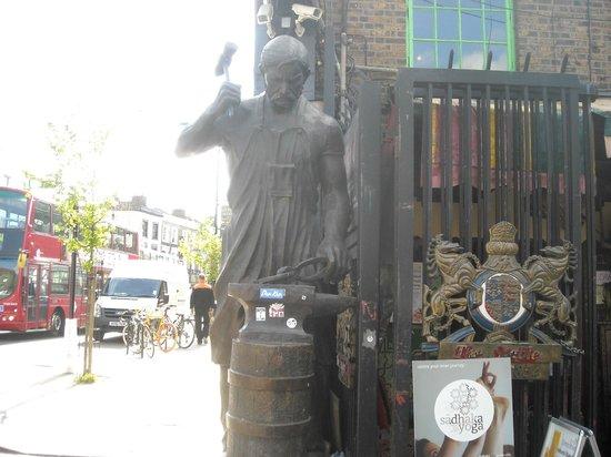 Camden Market: INGRESSO