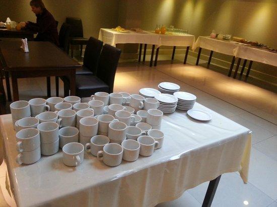 Hotel Monte Claro: Desayuno