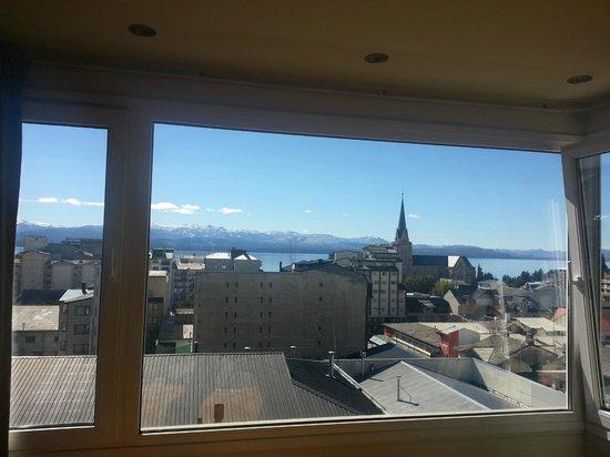 Hotel Monte Claro: Vista desde la habitacion