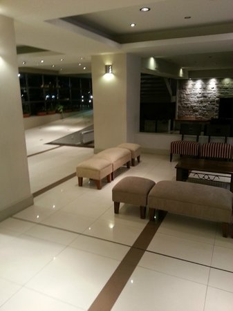 Hotel Monte Claro: Hall