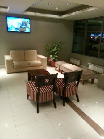 Hotel Monte Claro : Hall