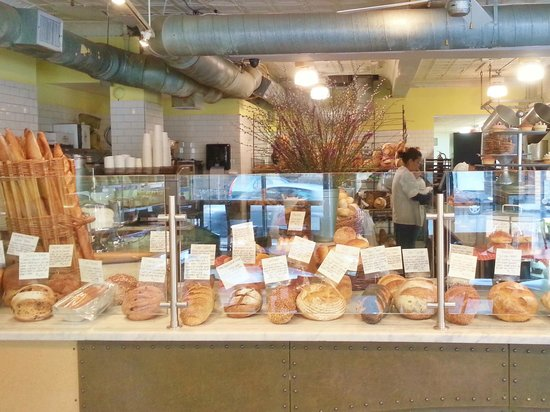 Kneaded Bread Inc.: A feast for the palate and the eyes
