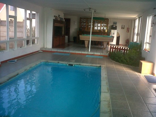 Fisherhaven Traveller's Lodge: In-door pool