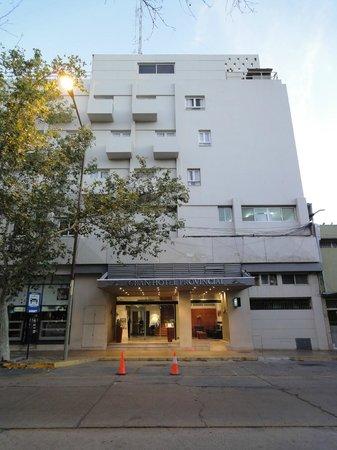 Gran Hotel Provincial San Juan: Fachada