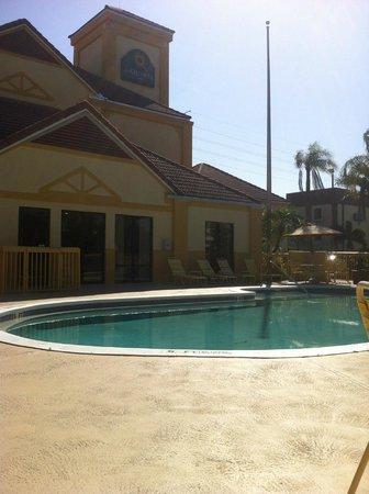 La Quinta Inn Orlando - Universal Studios: mas zona humeda