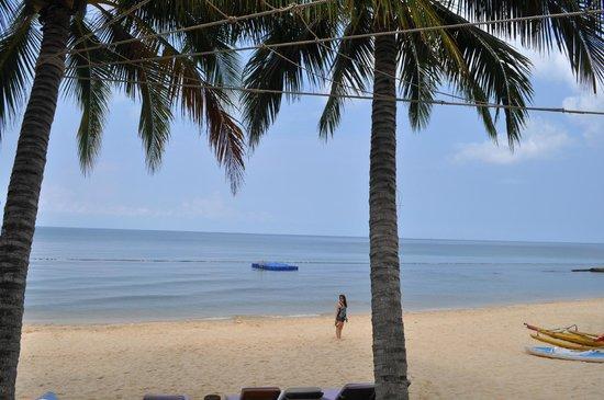 Saigon Phu Quoc Resort: Plage