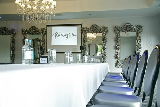 Brackenborough Hotel: The Tennyson Suite - for all of your conferencing needs