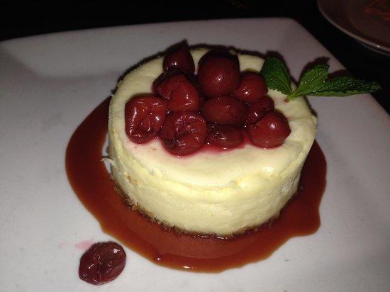 Cameron's Steak House: Cheesecake