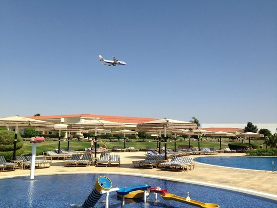 Maritim Jolie Ville Royal Peninsula Hotel & Resort: Отель