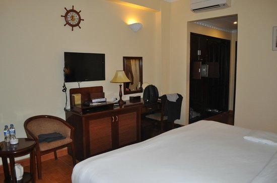 Saigon Phu Quoc Resort : chambre