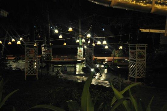 Saigon Phu Quoc Resort : Vue depuis le resto