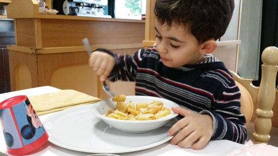 Hotel Sereno: complimenti alla cuoca da samuele!