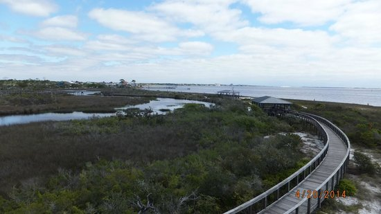 Big Lagoon State Park : East Beach area