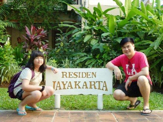 The Jayakarta Bali Beach Resort : family holiday begins here