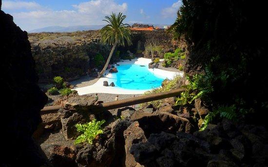 Hesperia Lanzarote : jameos del agua
